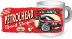 Koolart PERTOLHEAD SPEED SHOP Design For Retro Mk1 Fiesta Supersport Xr2 Ceramic Tea Or Coffee Mug